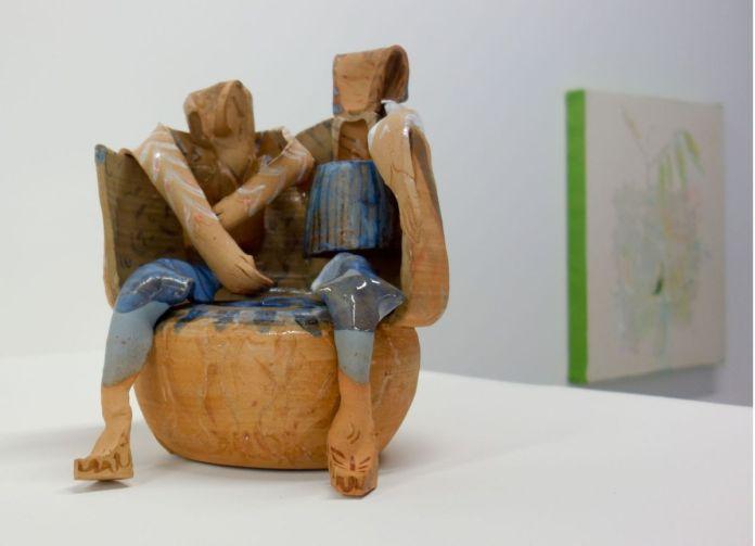 Sophie Tappeiner (Vienne) - Anna Schachinger - Art-o-rama 2019