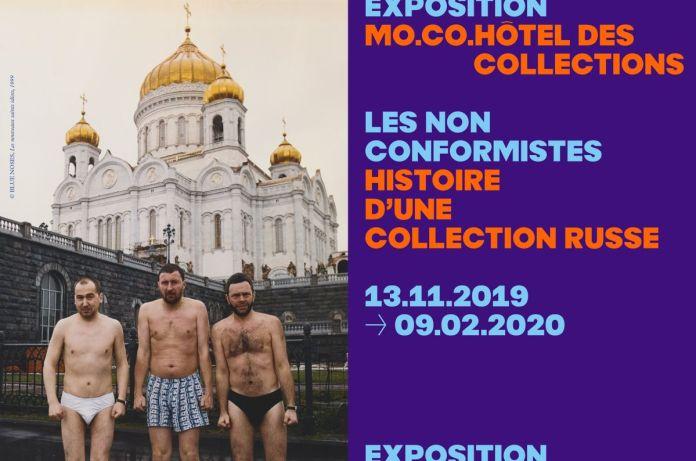 """Résultat de recherche d'images pour """"expo les non conformistes russes moco"""""""