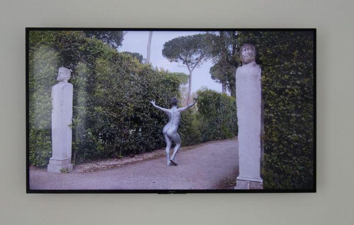 Lili Reynaud-Dewar - I Want All Of The Above To Be The Sun (Villa Medici, Spring 2019), 2019 - Viva Villa 2019 - Collection Lambert