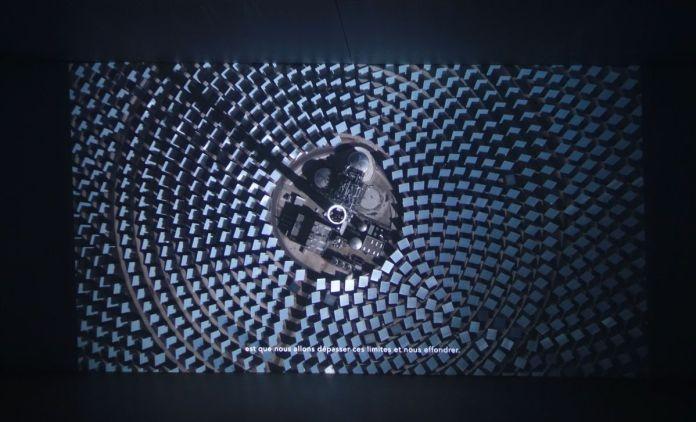 Mathilde Lavenne - Solar Echoes, 2019 - Viva Villa 2019 - Collection Lambert - vue de l'exposition - Photo En revenant de l'expo !