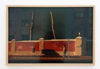Stéphanie Lacombe - Lenteur jaune rouille, de la série L'épaule de la colline, 2018 - Viva Villa 2019 - Collection Lambert