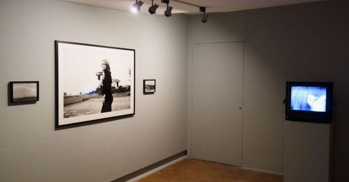 VALIE EXPORT - Adjungierte Dislokationen, 1973 et Video Body Tape, 1970- Expanded Arts au Pavillon Populaire Montpellier