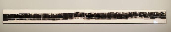 VALIE EXPORT - Be-weg-te Bilder; Studie über Bewegungsfolgen als Kante von Zeit und Raum,1972- Expanded Arts au Pavillon Populaire