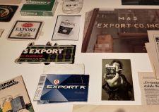 VALIE EXPORT - Dipsplay Case #52, 2011 ExportObjekte- Expanded Arts au Pavillon Populaire Montpellier