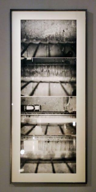 VALIE EXPORT - Raumsprung, 1971- Expanded Arts au Pavillon Populaire Montpellier
