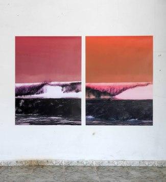 Zicatela series - Project space © Estrid Lutz