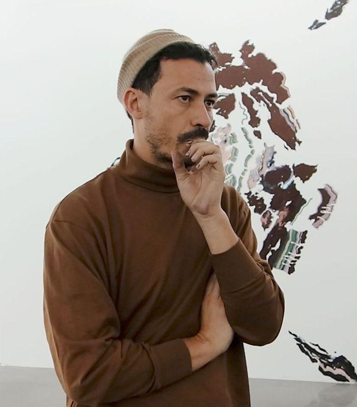 Abdelkader Benchamma - Fata Bormosa au MRAC à Sérignan