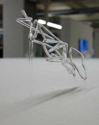 Anne-Valérie Gasc - L'Original transparent, 2018 - Par hasard à la Friche la Belle de Mai - Marseille - Vue de l'exposition 04