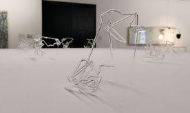 Anne-Valérie Gasc - L'Original transparent, 2018 - Par hasard à la Friche la Belle de Mai - Marseille - Vue de l'exposition 10
