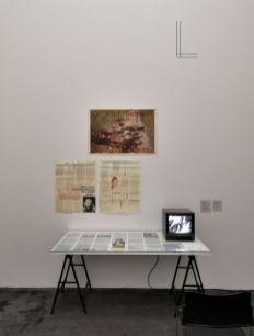 Eric Baudelaire - Après L pour artistes en Lutte - «Faire avec» au CRAC Occitanie – Sète