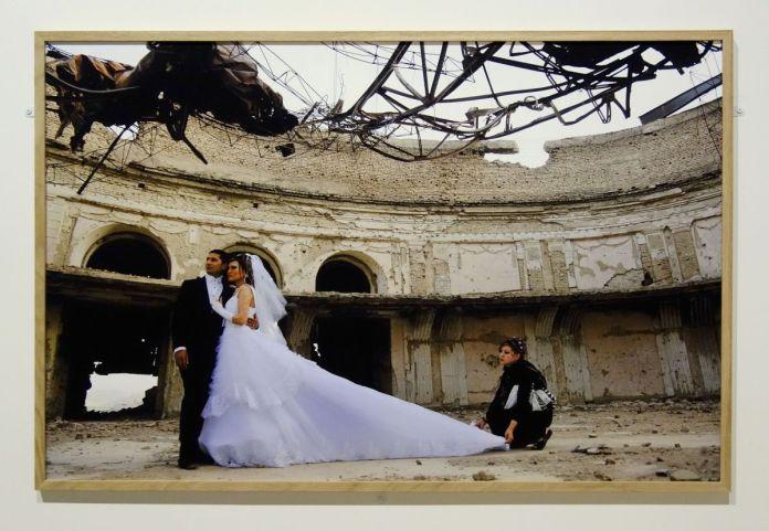 Farzana Wahidy, Beginning [Commencement] Kaboul, 2011