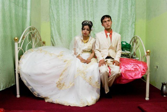 Farzana Wahidy, Marriage [Mariage], Kaboul, 2008 ©Farzana Wahid
