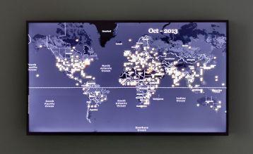 John Beieler - Worldwild Protests 1979 – 2013, 2013 - Les Instants Vidéo à la Friche