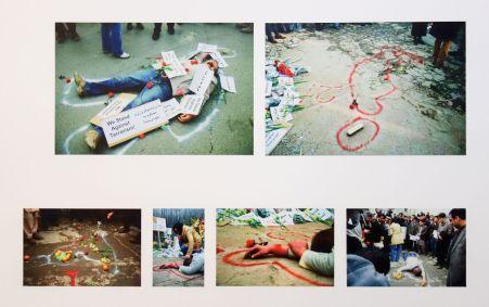 Kaveh Avreek – Victimes, Kaboul 2014
