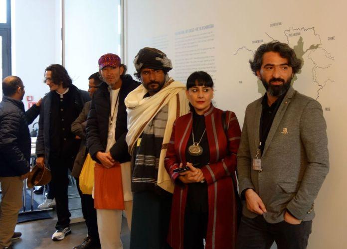 Kharmohra - L'Afghanistan au risque de l'art au Mucem - Artistes présents au Mucem