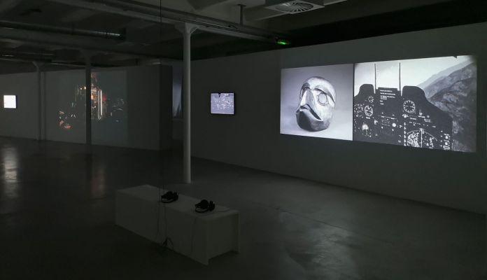 Les Instants Vidéo - Effondrements - Soulèvements à la Friche – Marseille