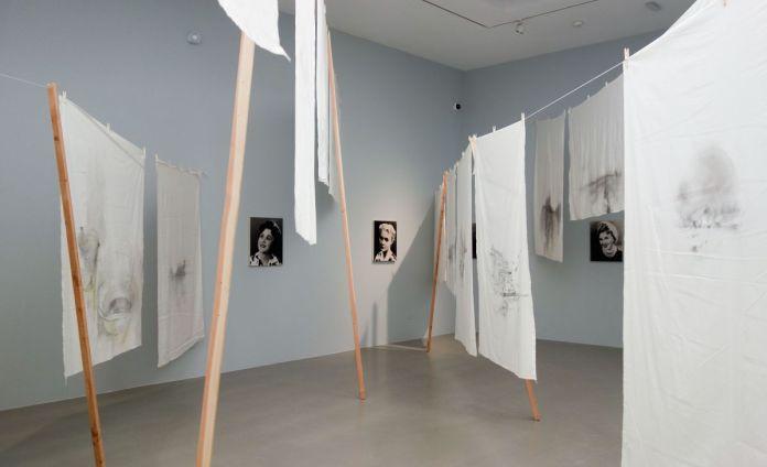 Les non-conformistes au MOCO Hôtel des collections - vue de l'exposition