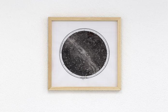 Lucie Tournayre - Même la Polaire, 2019 - L'échantillon d'un jardin à la galerie de la Scep – Marseille - Photo Nassimo Berthommé