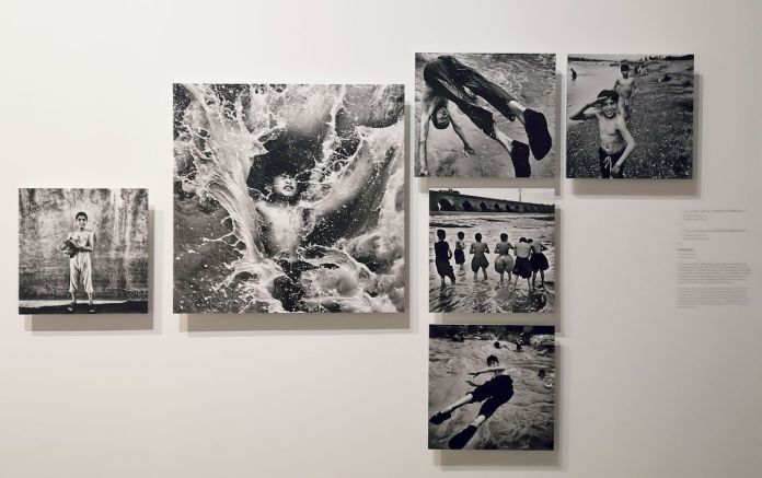 Morteza Herati – Les garçons du fleuve I, 2016