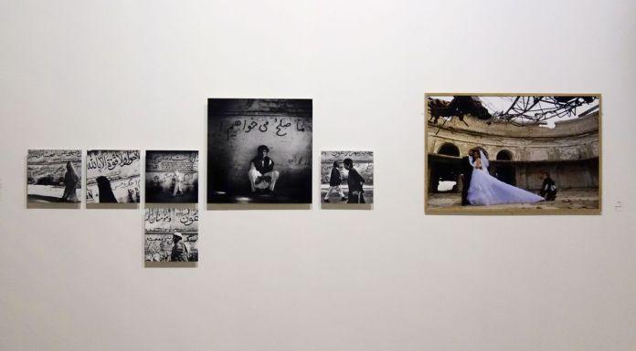Morteza Herati, Divar ha-ye Herat [Les murs de Hérat], 2015 et Farzana Wahidy, Beginning [Commencement] Kaboul, 2011