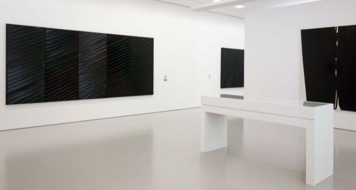 Pierre Soulages - Musée Fabre - Salle 46a