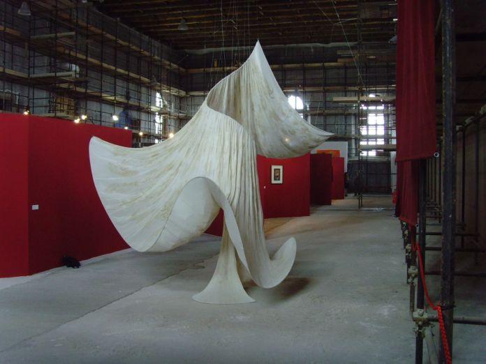Zolaykha Sherzad, Hawa-ye Azad [Espace libre], installation à la Biennale de Venise, 2009 ©Zolaykha Sherzad