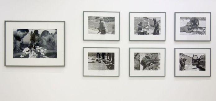 Ahlam Shibli - Trackers, 2005 - Photographie et documents, 1983-2018 au Frac Paca