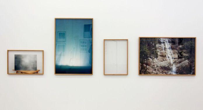 André Mérian - Sans titre de la série Nevermind (Peu importe), 2015 - Photographie et documents, 1983-2018 au Frac Paca