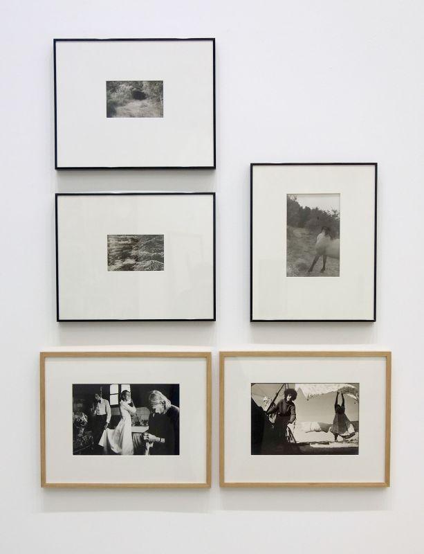 Arnaud Claass - Toscane, 1984, Sologne, 1981, Cévennes, 1982 et Yves Jeanmougin - L'Estaque, 1981 - Famille du Quart-Monde, 1977