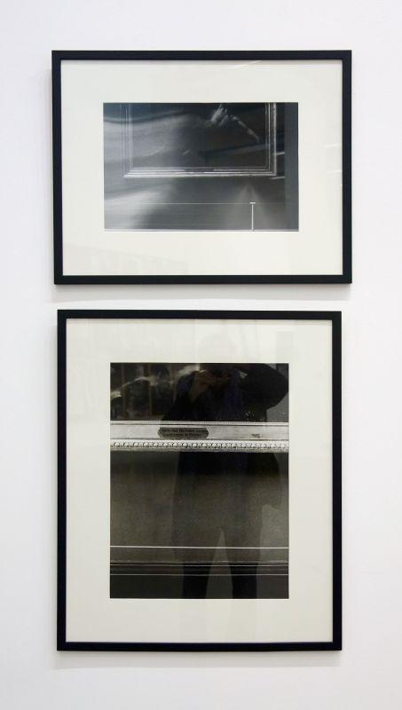 Christian Milovanoff - Louvre, 1982-1983 - Photographie et documents, 1983-2018 au Frac Paca