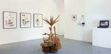 Collectionner au XXIe siècle - De leur temps (6) à la Collection Lambert - Vue de l'exposition - Salle 06