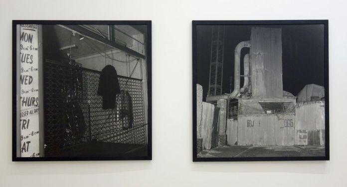Craigie Horsfield - Hare row, East London, April 1983, 1993 - Mare Street, East London, January 1985, 1993 - Photographie et documents, 1983-2018 au Frac Paca