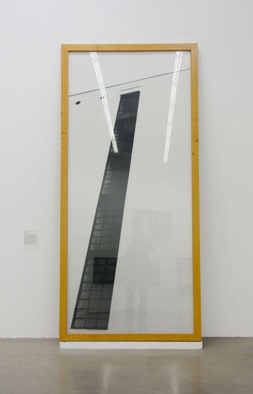 Günther Förg - Bauhaus, 1991 - Photographie et documents, 1983-2018 au Frac Paca