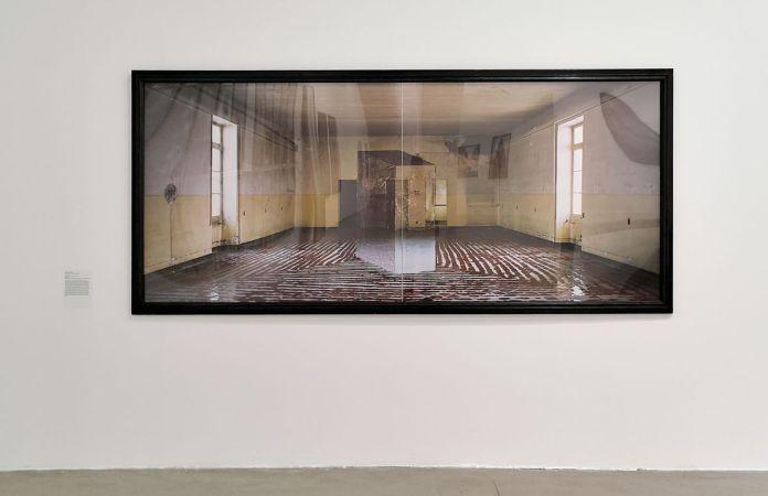 Georges Rousse - Arles, 1986 - Photographie et documents, 1983-2018 au Frac Paca