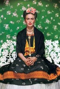 Nickolas Muray, Frida Kahlo on Bench, 1939