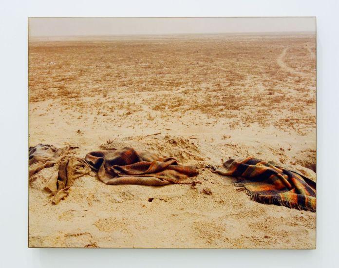 Sophie Ristelhueber - Fait, 1992 - Photographie et documents, 1983-2018 au Frac Pac