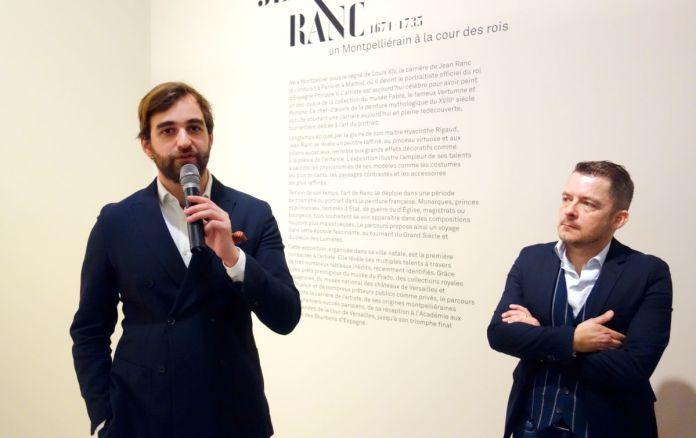«Jean Ranc, un Montpelliérain à la cour des rois» au Musée Fabre - Commissariat scientifique Pierre Stépanoff et Stéphan Perreau