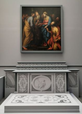 De marbre blanc & de couleur au musée Fabre