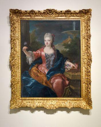 Jean Ranc - Portrait d'Anne Melon, 1702