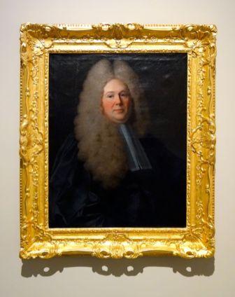 Jean Ranc - Portrait de Jean Olivier, 1715