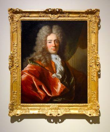 Jean Ranc - Portrait d'homme, Vers 1700