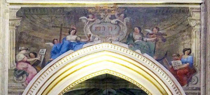 Attribué à Jean de Troy, Les Vertus théologales - Chapelle Deydé, Montpellier, Cathédrale Saint Pierre, Quatrème quart du XVIIe siècle
