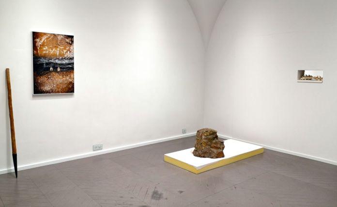 Mais il y a ce lieu, qui nous maintient – Mécènes du sud Montpellier-Sète - Vue de l'exposition