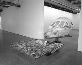 Richard Baquié, Sans titre [Le Cockpit], 1986-1987