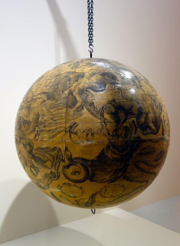 Vincenzo Coronelli - Globe céleste, 1693