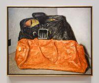 Avigdor Arikha - Travelling Bags [Sacs de voyage], 1974 - Voyage Voyages au Mucem
