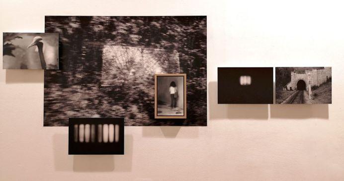 Frédérique Dimarco - «Le tendre espace» - Amorce - Maupetit, côté galerie