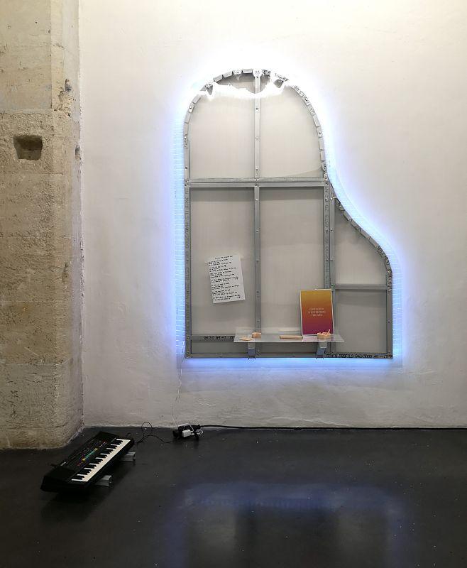 Gwendal Coulon - Les fleurs n'y changeront rien, 2019 - La Relève II - la compagnie - lieu de création
