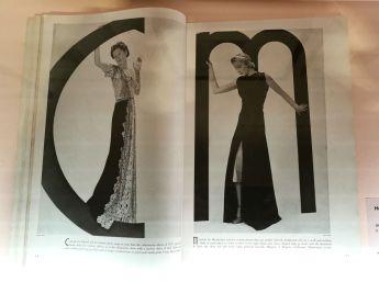 Harper's Bazaar, janvier 1938 - Man Ray, photographe de mode - Musée Cantini - L'apogée d'un photographe de mode - Les années Bazaar