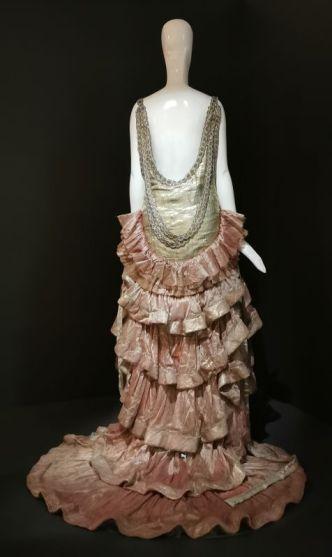 Lanvin, Robe Apollo, 1925 - Man Ray, photographe de mode - Musée Cantini - Le Pavillon de L'élégance